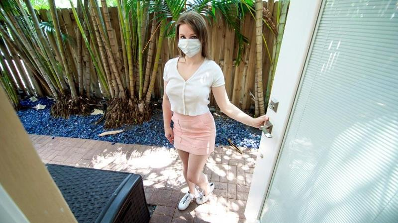 StayHomePOV.com / TeamSkeet.com - Eliza Eves - Quarantined In College [SD / Teen, Young /  2020]