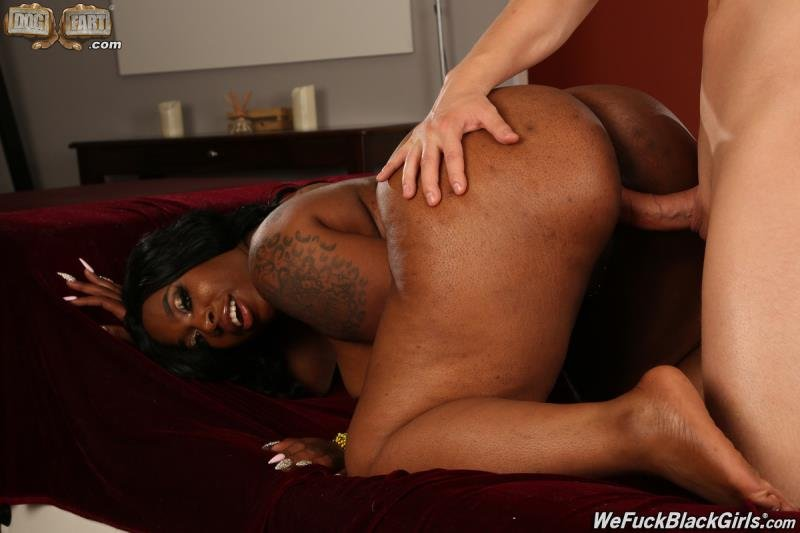 WeFuckBlackGirls.com - Ms London - We Fuck Black Girls [SD / Brunette /  2020]
