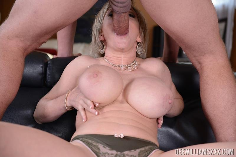 DeeWilliamsXXX.com - Dee Williams - In Craving A Big Cock [SD / Blowjob /  2020]